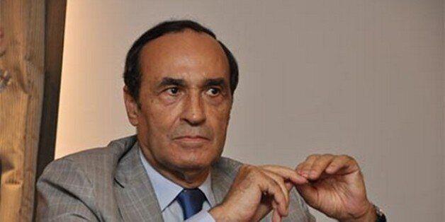 Habib El Malki, candidat à la présidence de la première