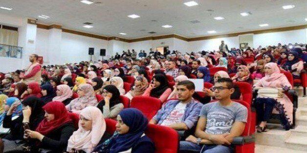 25.000 étudiants palestiniens diplômés des universités