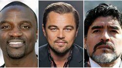 Bono, Dicaprio, Maradona... Ces célébrités attendues à la