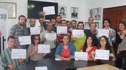 Des journalistes se mobilisent pour porter plaine contre Chafik
