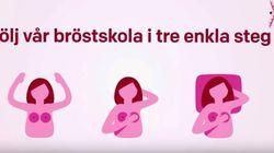 Pour Facebook, cette vidéo de dépistage du cancer du sein est trop
