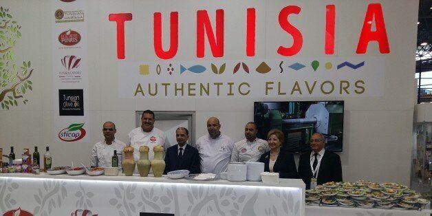 Des menus tunisiens présentés au salon international de l'agroalimentaire de