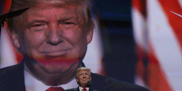 Donald Trump aurait trouvé sa reconversion après la