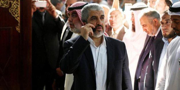 Palestine : Khaled Mecha'al sur un siège