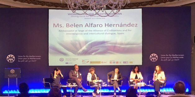 A Barcelone, le rôle des femmes dans la lutte contre le discours extrémiste mis en