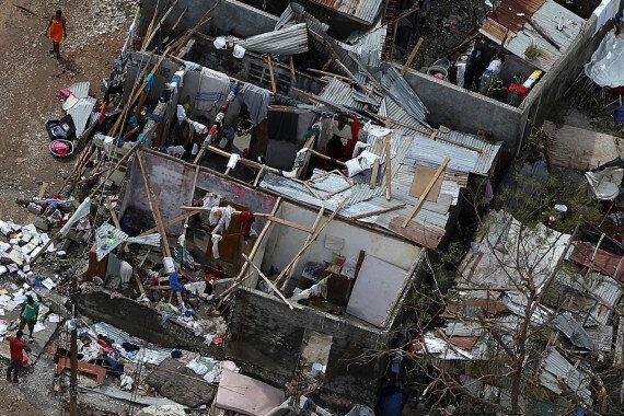 Ouragan Matthew: 264 morts en Haiti, état d'urgence décrété en