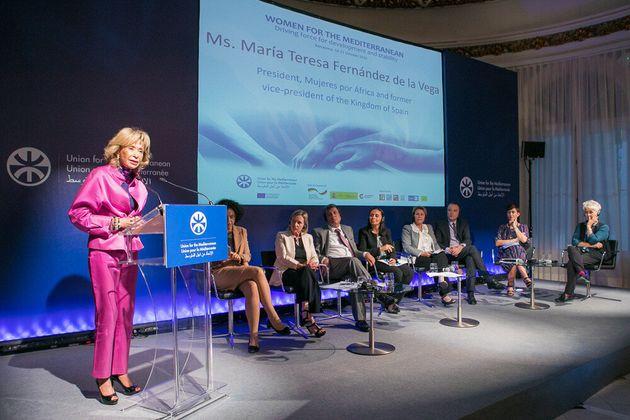 Débats à Barcelone sur l'autonomisation des femmes en Méditerranée : les urgences de survie et le travail