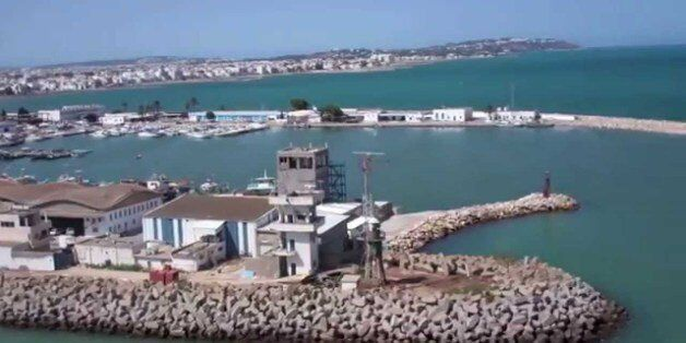 Lancement d'une croisière en provenance de la Tunisie