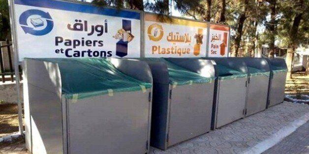 Lancement d'une opération pilote de tri des déchets dans les villages de