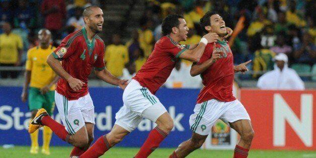 A Marrakech, le Maroc remporte (haut la main) un match contre le