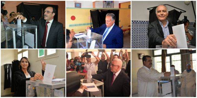 Élections législatives: Les politiques votent