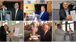Élections législatives: Les politiques votent aussi