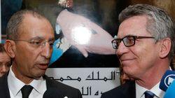 Hassad discute migration et sécurité avec son homologue
