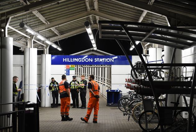 Man Stabbed To Death On London Underground In Shocking Act Of Violence