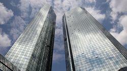 Le risque de faillite de la plus grosse banque allemande