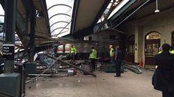 De nombreux blessés dans un accident de train en banlieue de New