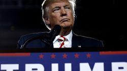 Donald Trump lâché de tous les côtés après ses propos