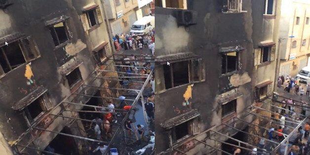 Un incendie ravage trois immeubles et un magasin à