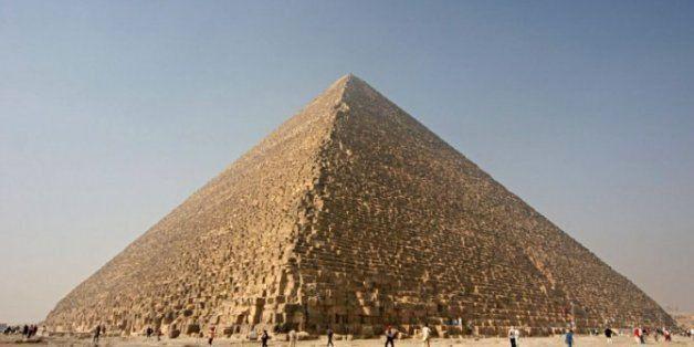 La pyramide de Khéops en Egypte pourrait nous livrer de nouveaux