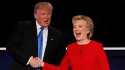 Qui l'eût cru? Trump et Clinton sont au moins d'accord sur une