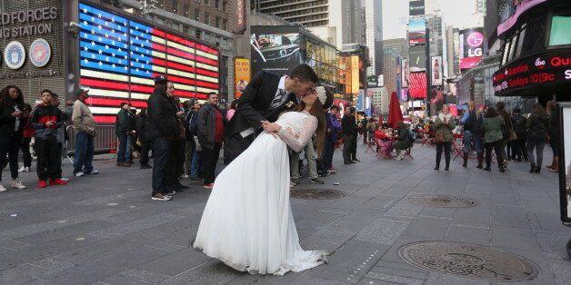 Mariage blanc pour carte verte... pas toujours