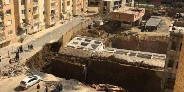 Effondrement d'une bâtisse à El-Achour: mise en place d'une commission