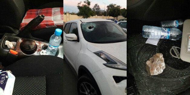Une famille blessée par des jets de pierres sur l'autoroute