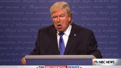 Cette imitation d'Alec Baldwin au Saturday Night Live ne va pas plaire à