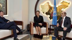 A Rome, la princesse Lalla Hasnaa en offensive de charme auprès de la FAO