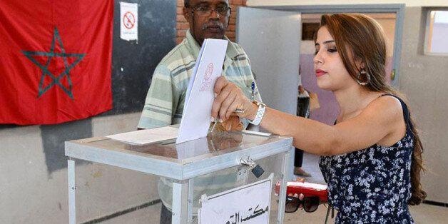 La com' politique des partis marocains est-elle