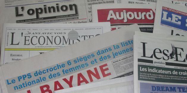 Les unes des journaux marocains au lendemain du scrutin du 7