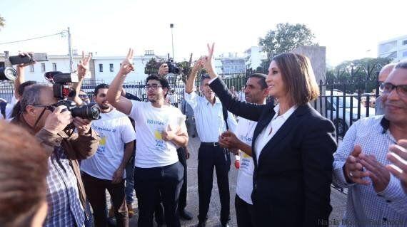 Nous étions au meeting de la FGD à Rabat