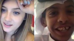 Pour ses vidéos avec une Américaine sur Youtube, un Saoudien a été