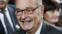 France: Jacques Chirac hospitalisé pour une infection