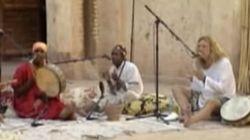 Quand Led Zeppelin jouait avec des gnaouas à Marrakech