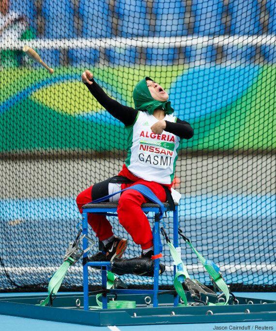 Jeux paralympiques 2016: Gasmi Mounia décroche la médaille d'argent au lancer du club, 5e pour