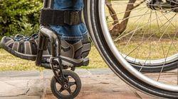 Les handicapés, ces grands oubliés du