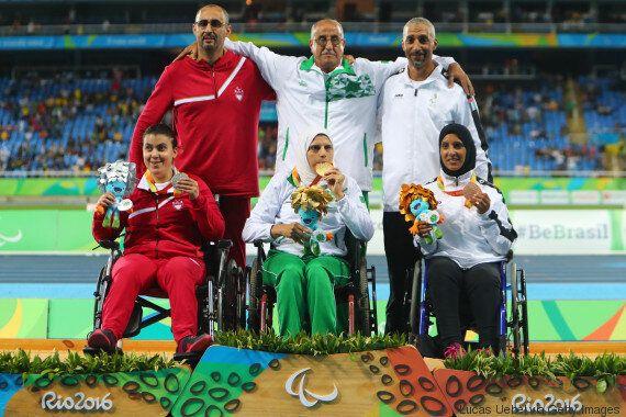 Paralympiques 2016: 4e médaille d'or pour l'Algérie en finale du lancer du