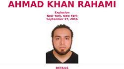 Le suspect des attaques de New York et du New Jersey