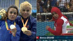 Jeux paralympiques: Deux médailles d'or et une d'argent pour la Tunisie et un record mondial