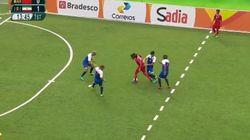 Jeux paralympiques: L'incroyable but marqué par l'Iran face au Maroc en
