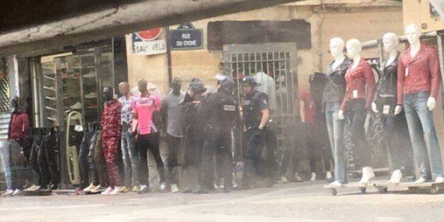Fausse alerte attentat à Paris, l'opération de police