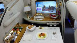 Ce youtubeur a testé la première classe à 20.000 euros d'Emirates et c'est