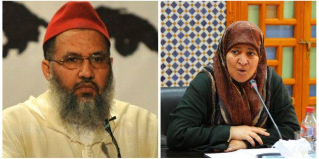 Fatima Nejjar et Moulay Omar Benhammad se marient