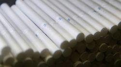 Casablanca: Saisie de 30.000 paquets de cigarettes de