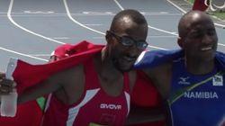 Jeux Paralympiques: Le Marocain Mohamed Amgoun pulvérise le record du monde du 400