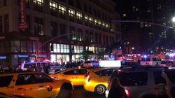 New York: une explosion