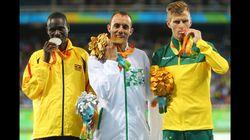 Paralympiques 2016: médaille d'or pour Nouioua Samir en finale du 1500m