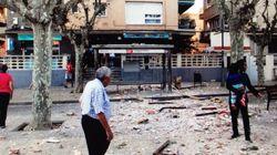 Explosion dans un immeuble près de Barcelone: un mort et 14