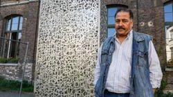 Mustapha Zoufri réalise un monument en hommage aux victimes des attentats de